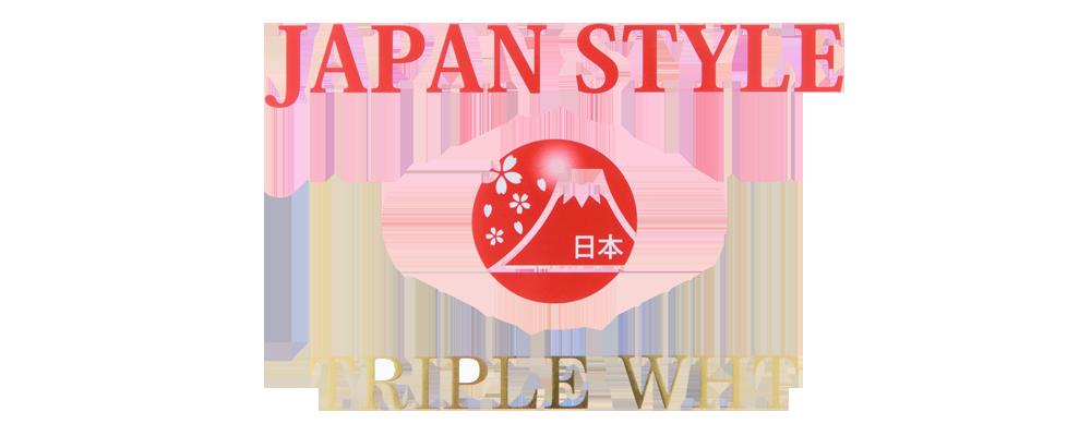 ジャパンスタイル トリプルホワイト