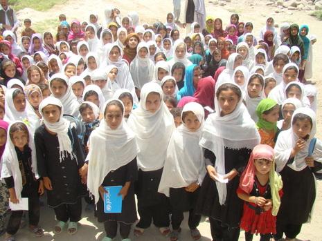 アフガニスタン国内での事業を支えるための人材育成
